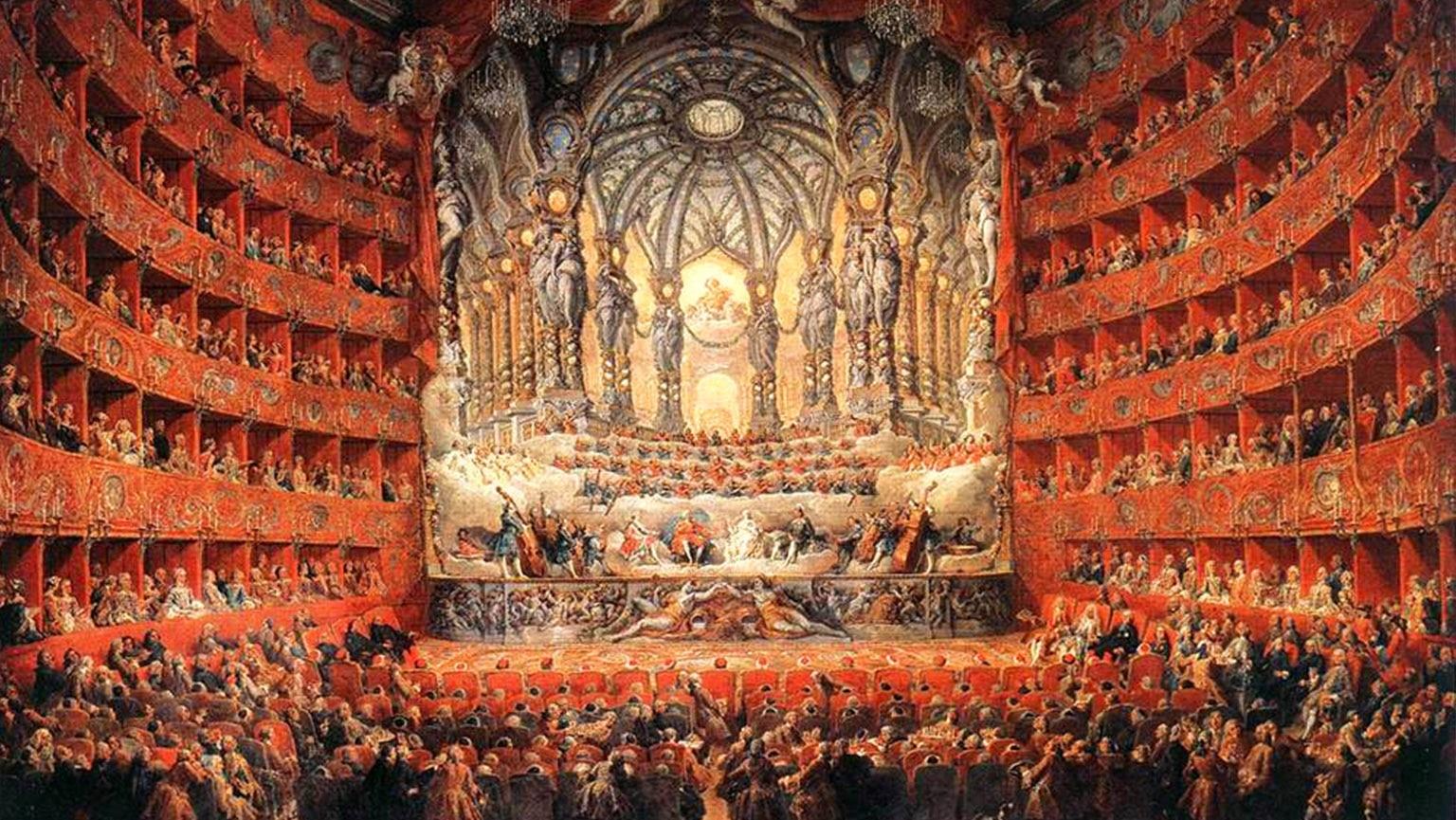 The Growth of Opera, the Development of Italian Opera Seria, and Mozart's Idomeneo, I