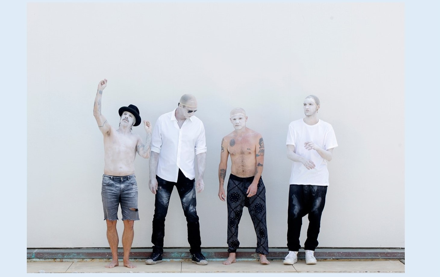 Red Hot Chili Peppers North American Tour