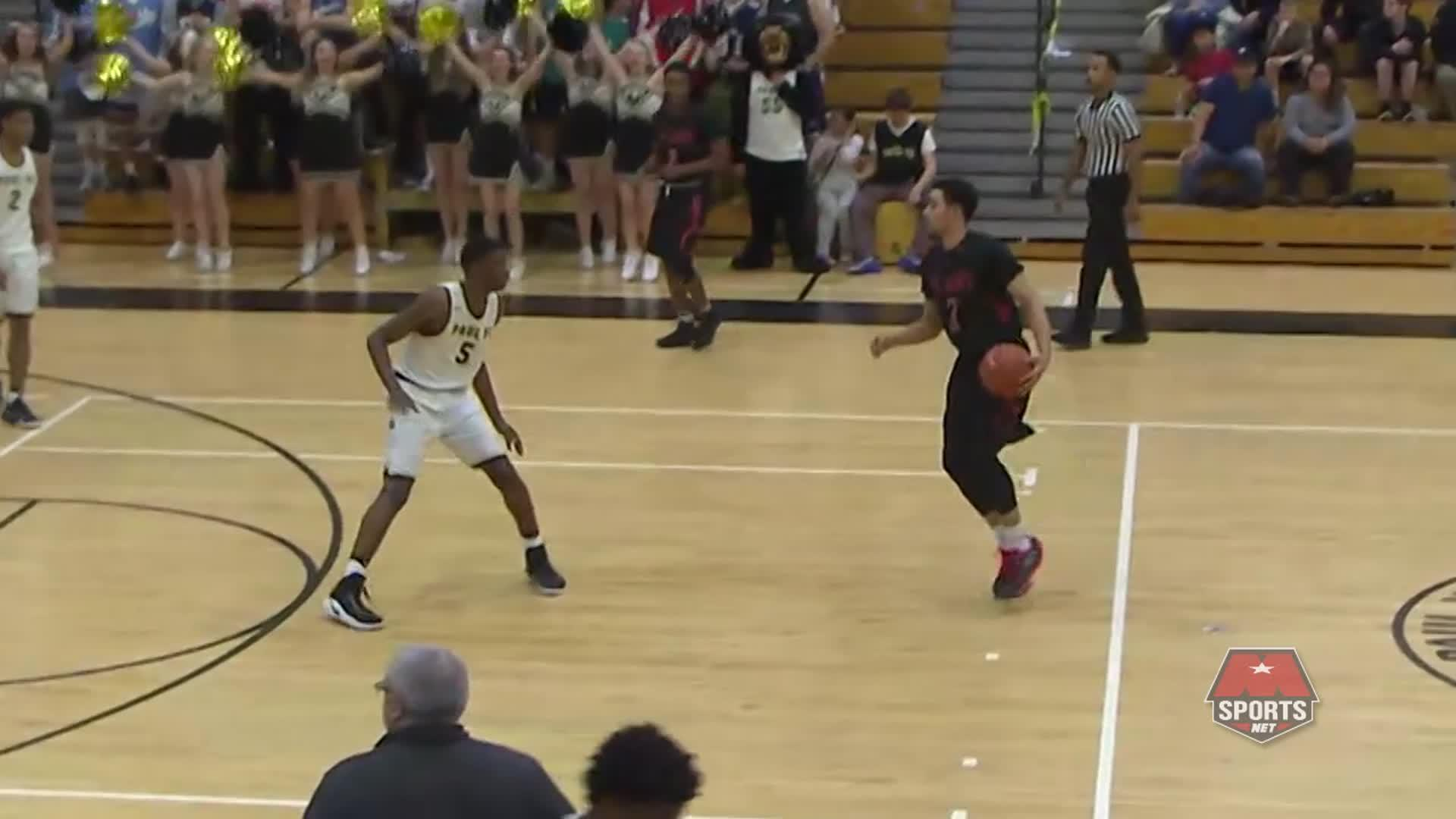 High School Basketball Showcase: St. John's vs. Paul VI Boys 1/24/17
