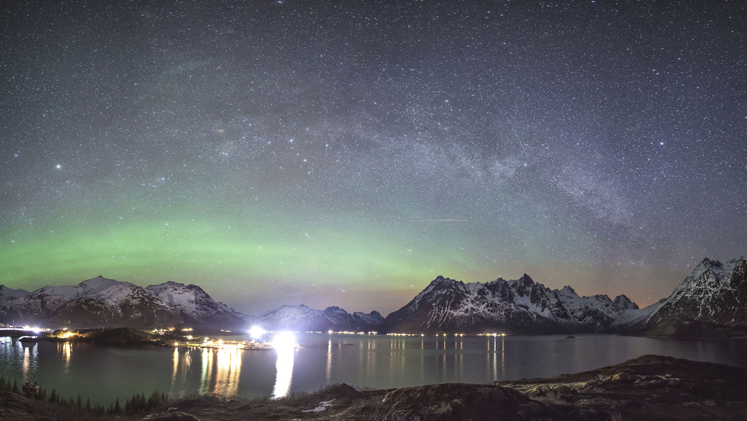 Antarctica's Window on the Universe