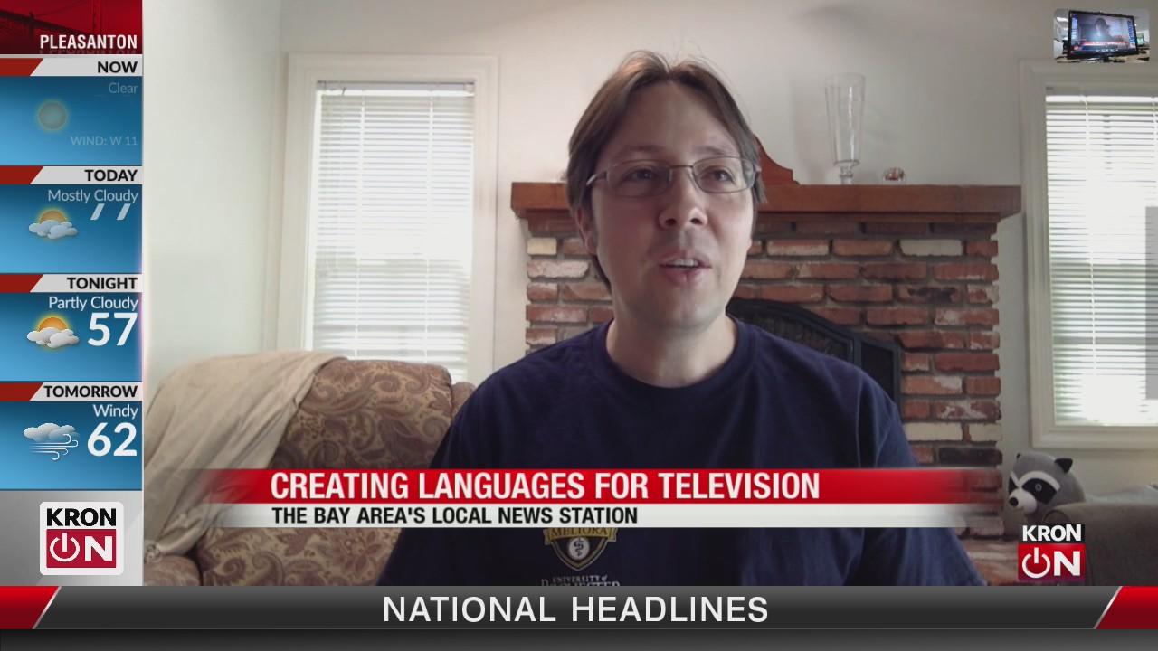 "UC Berkeley grad creates ""Game of Thrones"" language"