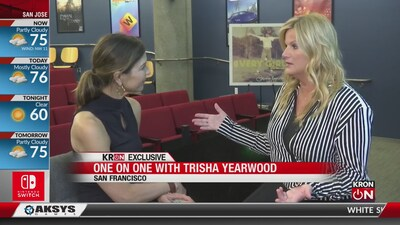 Trisha Yearwood on gender equality & her upcoming tour