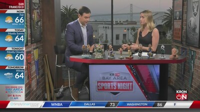 Bay Area Sports Night Sept. 6, 2019
