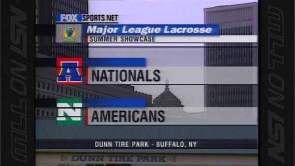 2000 MLL Showcase Game V