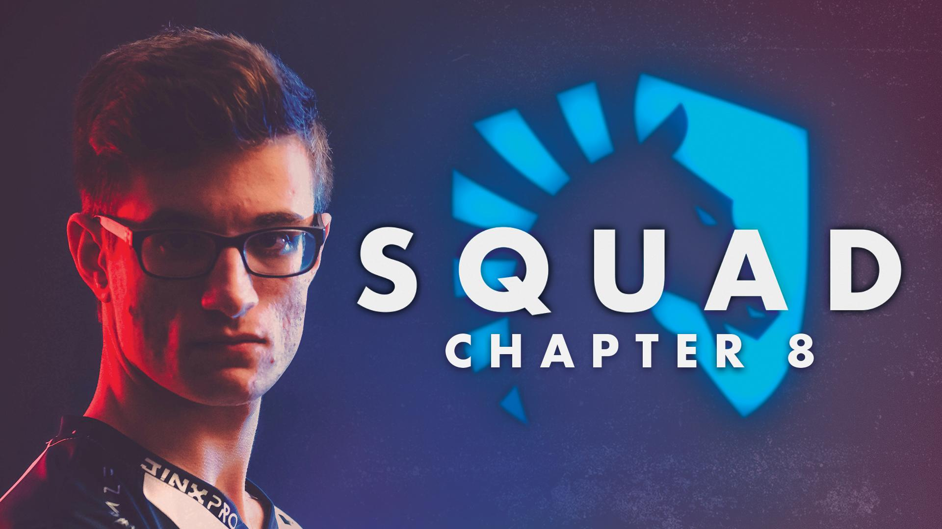 SQUAD Chapter 8: Relief