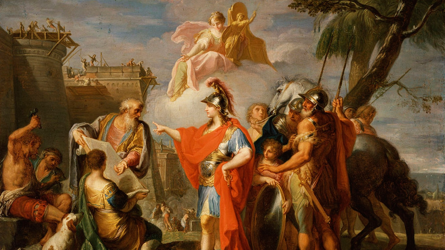 Humans as Gods in the Greco-Roman World