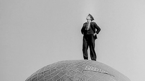 Buster Keaton: The Balloonatic