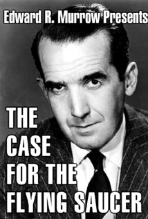 Image of Case of the Flying Saucer with Edward R. Murrow