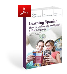 Learning Spanish Brochure