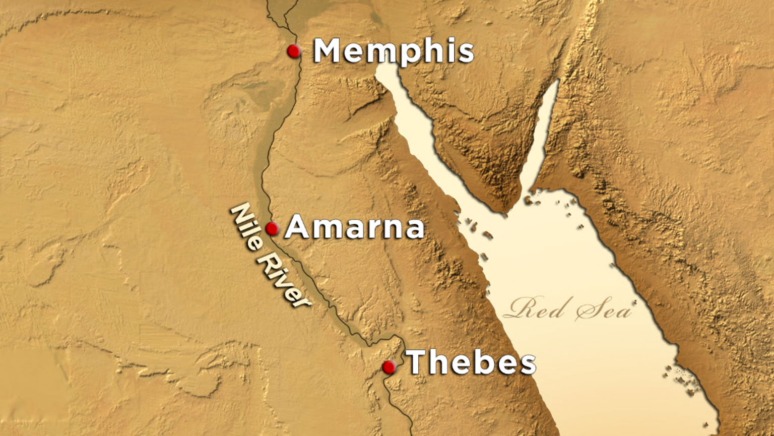 Amarna—Revolutionary Capital