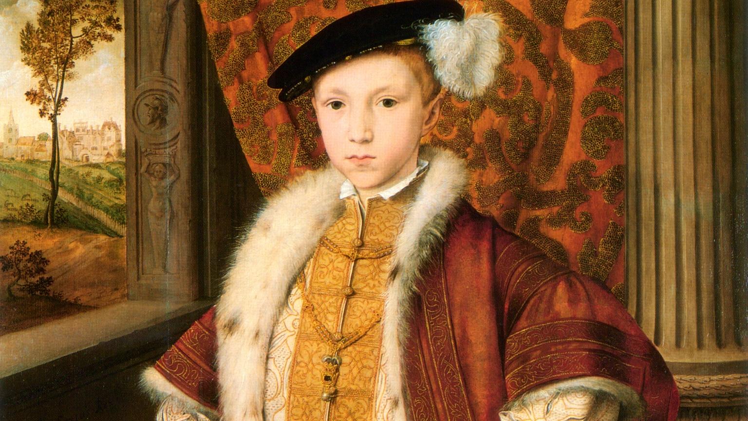 Edward VI—1547-53