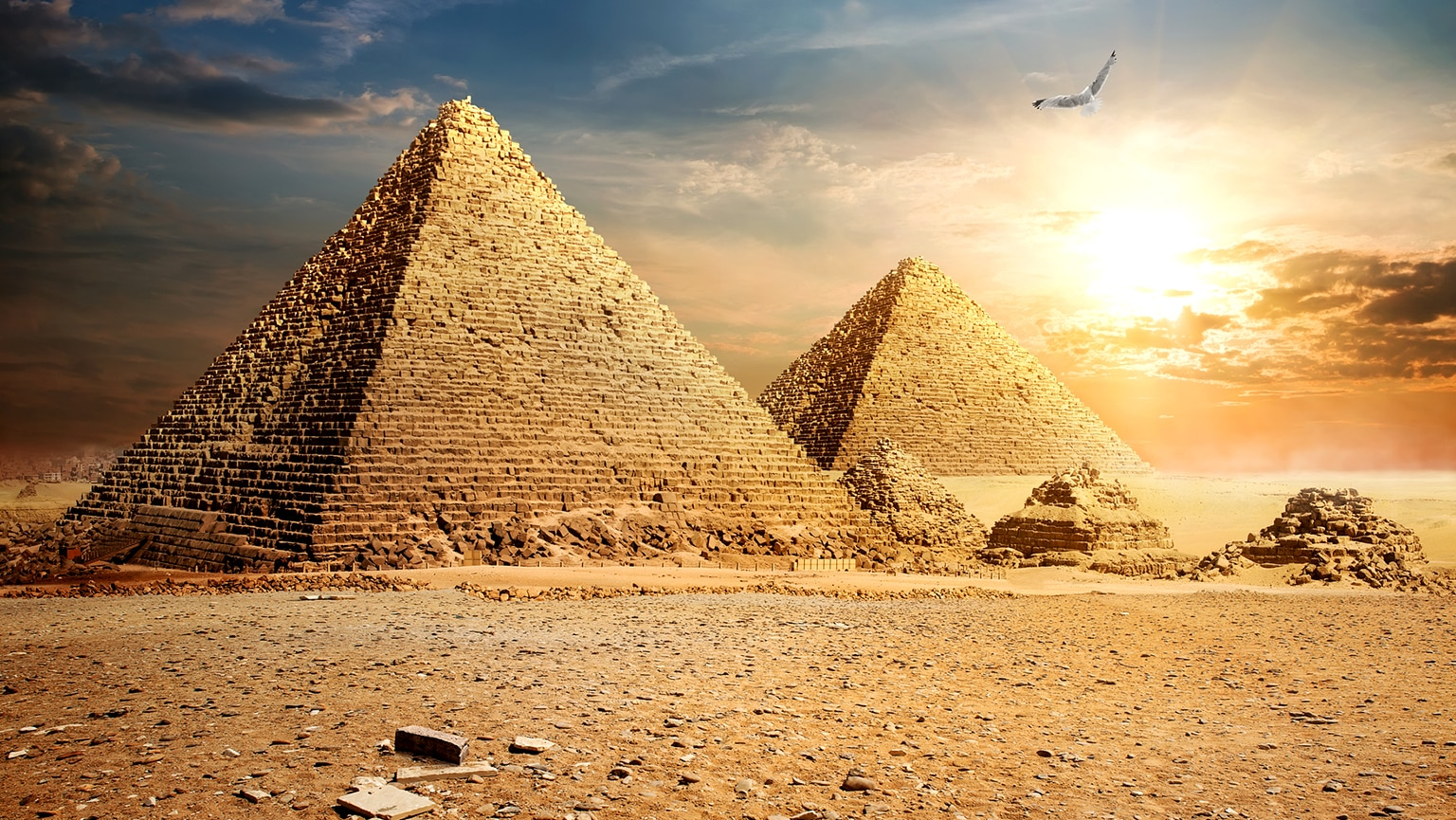 Astronomy of Egypt's Great Pyramid   The Great Courses Plus