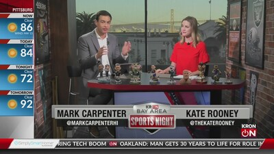 Bay Area Sports Night Sept. 11, 2019
