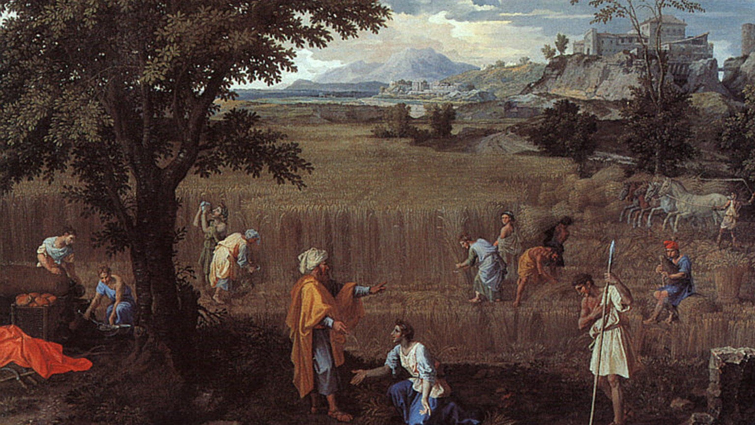 Claude and Poussin—French Painters in Rome