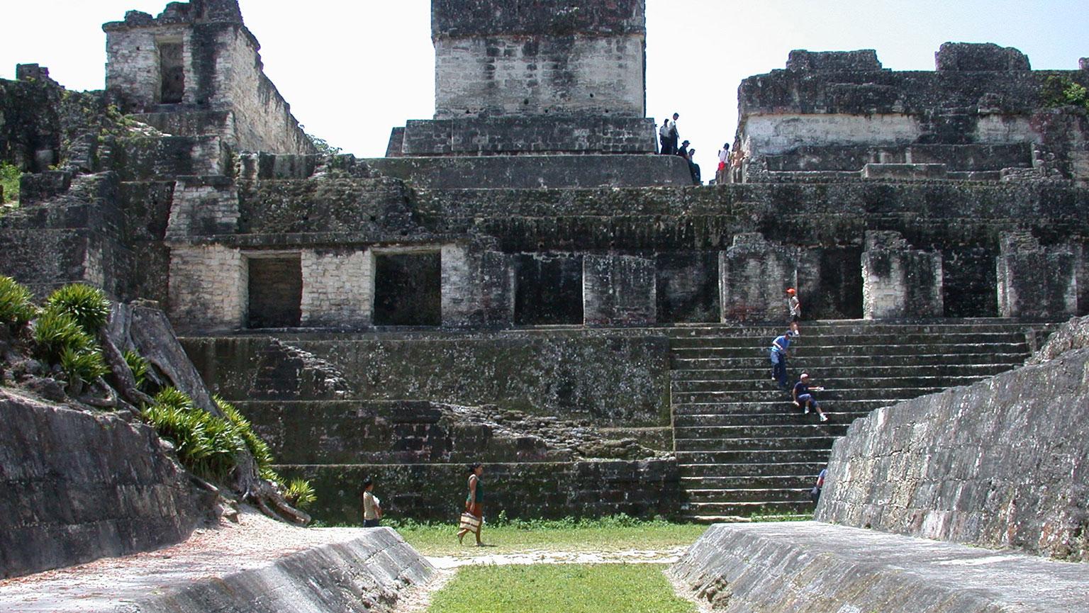 The Mesoamerican Ball Game