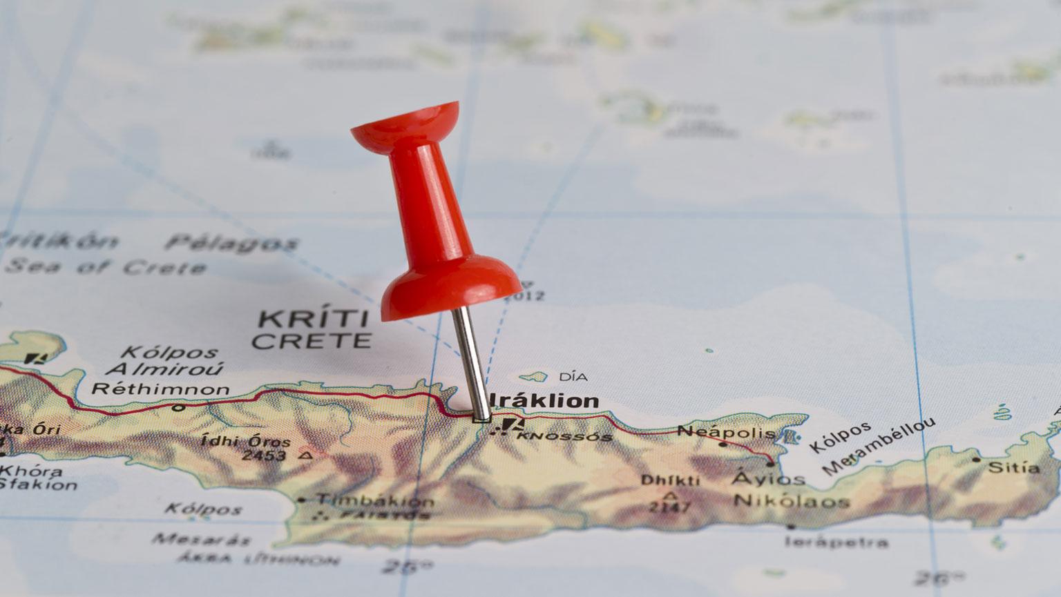 Exploring Crete—Realm of Ancient Minoans