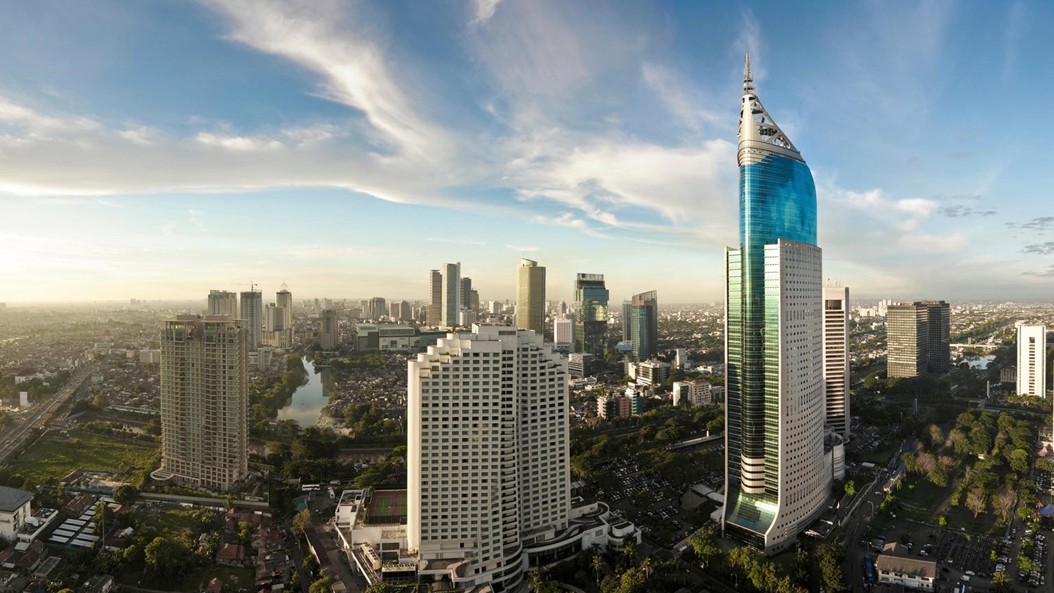 Urbanization—The Rise of New World Cities