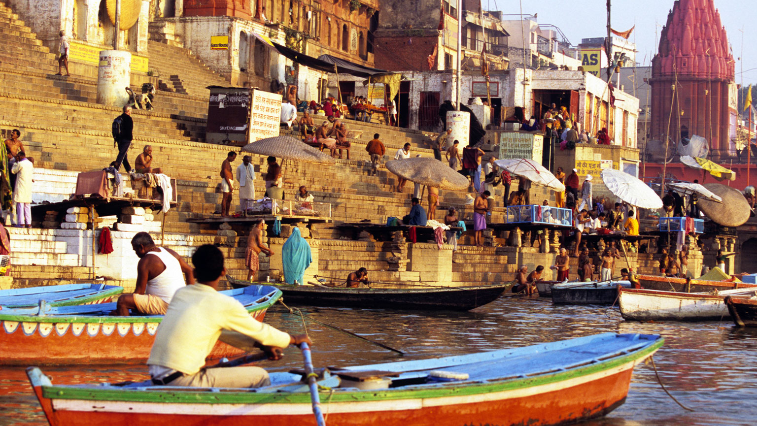 The Ganges Delta—Earth's Fertile Lands