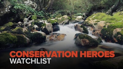 Conservation Heroes Watchlist