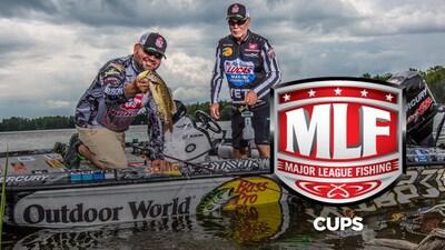 Major League Fishing Cups