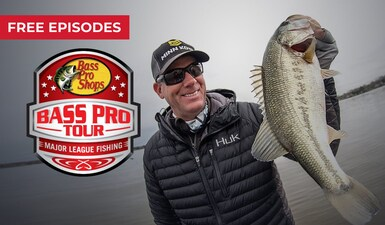 MLF Bass Pro Tour Highlights