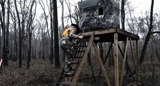 A Primos Hunting Camp