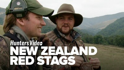 New Zealand Red Stags
