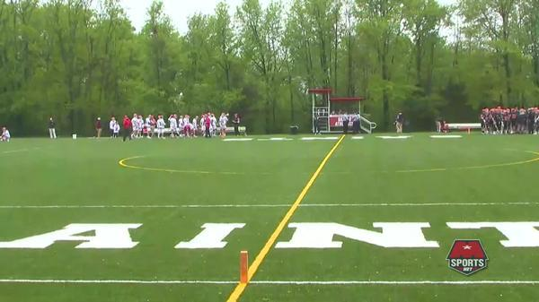 High School Lacrosse Showcase: St. Stephens St Agnes vs Woodberry Forest