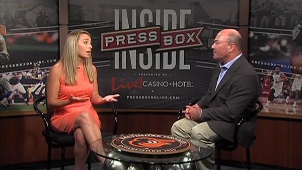 Image of Inside PressBox 06/25/17 Pt. 3: Orioles Talk