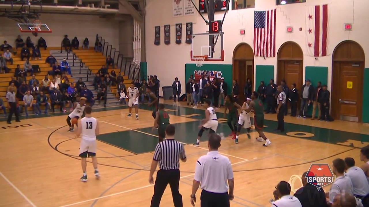 Image of WGL High School Showcase Play of the Game (Hoopfest Reloaded) 1/28/17