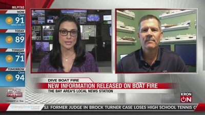 NTSB releases report on dive boat fire