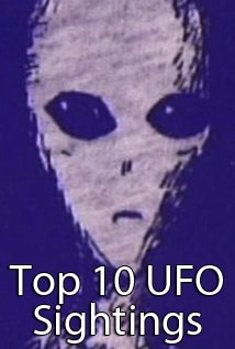 Image of Top 10 UFO Sightings