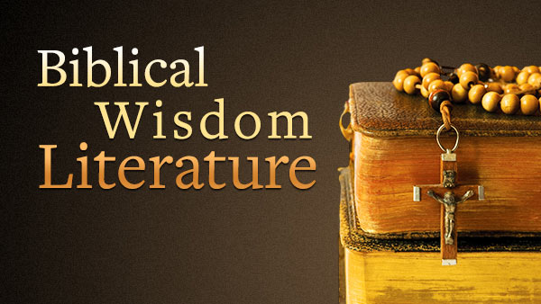 Biblical Wisdom Literature The Great Courses Plus