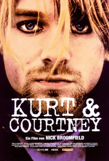 Image of Kurt and Courtney