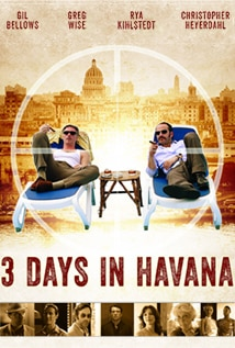 Image of Three Days in Havana - Trailer