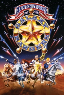Image of The Adventures of the Galaxy Rangers
