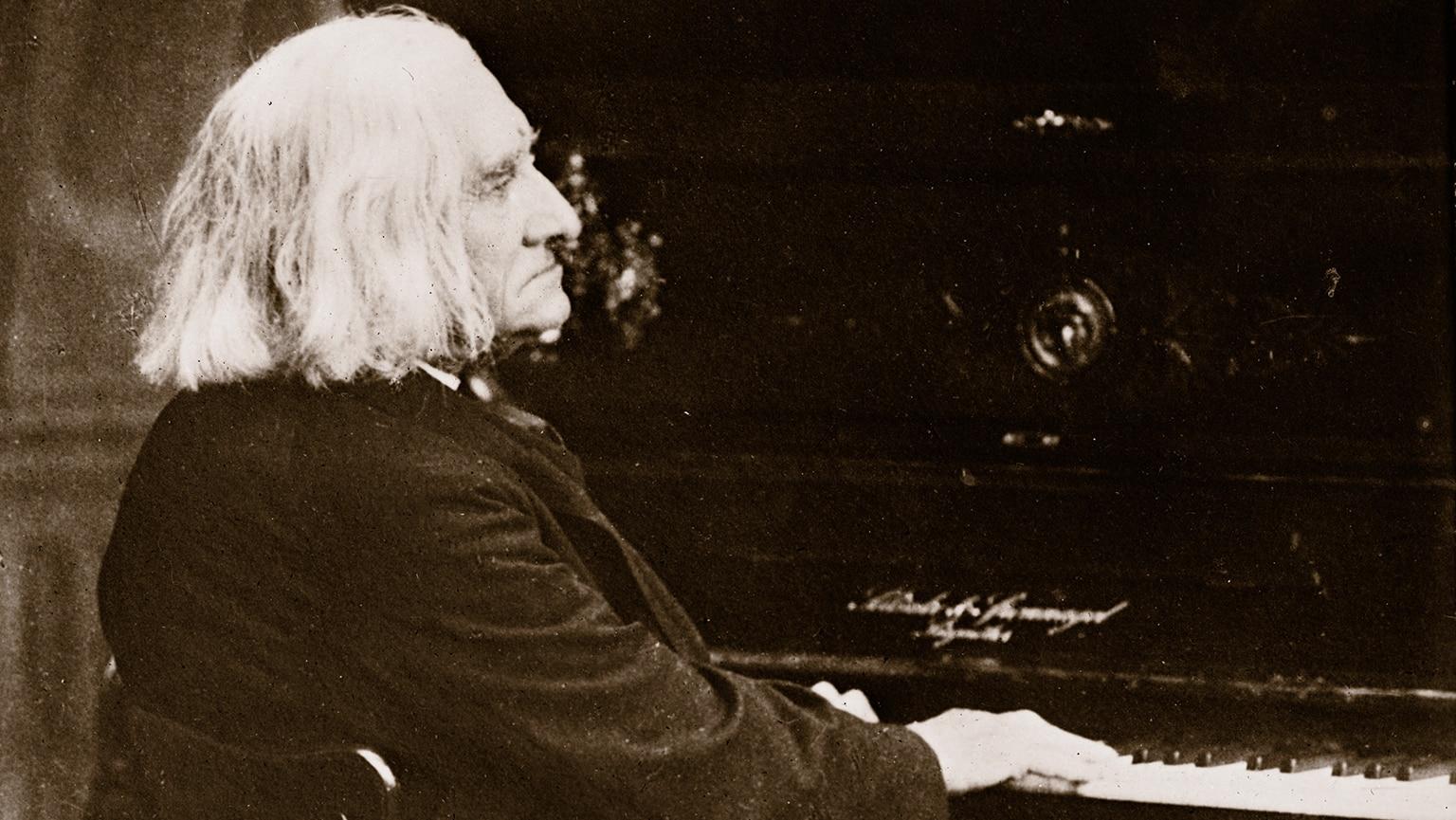 Liszt—Years of Pilgrimage