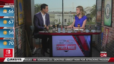 Bay Area Sports Night June 20, 2019