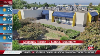 Back to School: Milpitas Unified
