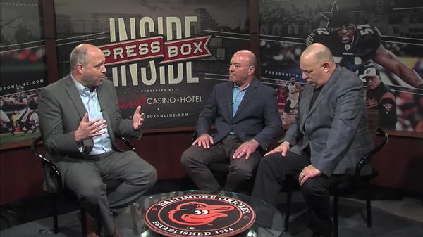 Image of Inside PressBox 6/03/18 Pt. 3: Jason Perkins-Cohen