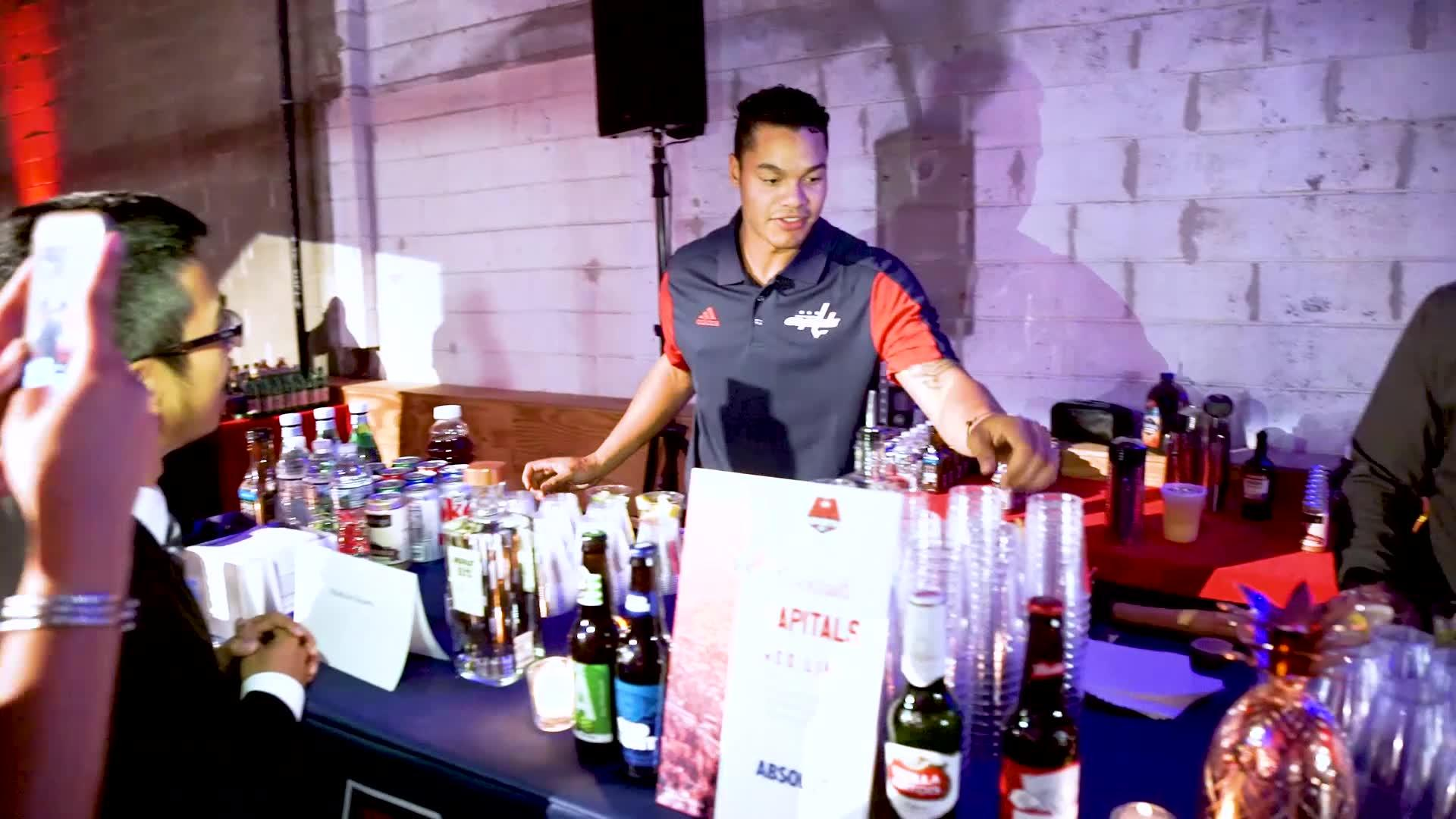 Subscriber Event: Cocktails with the Capitals