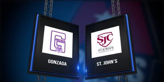 Image of High School Basketball Showcase: St. John's vs. Gonzaga 2/7/17