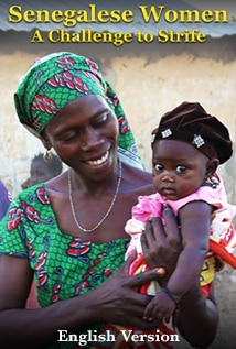 Image of Senegalese Women: A Challenge to Strife (English Version)