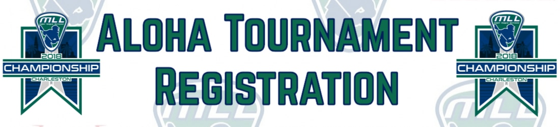 Aloha Tournament Registration=
