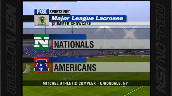 2000 MLL Showcase Game IV
