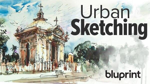 Everyday Urban Sketching Trailer