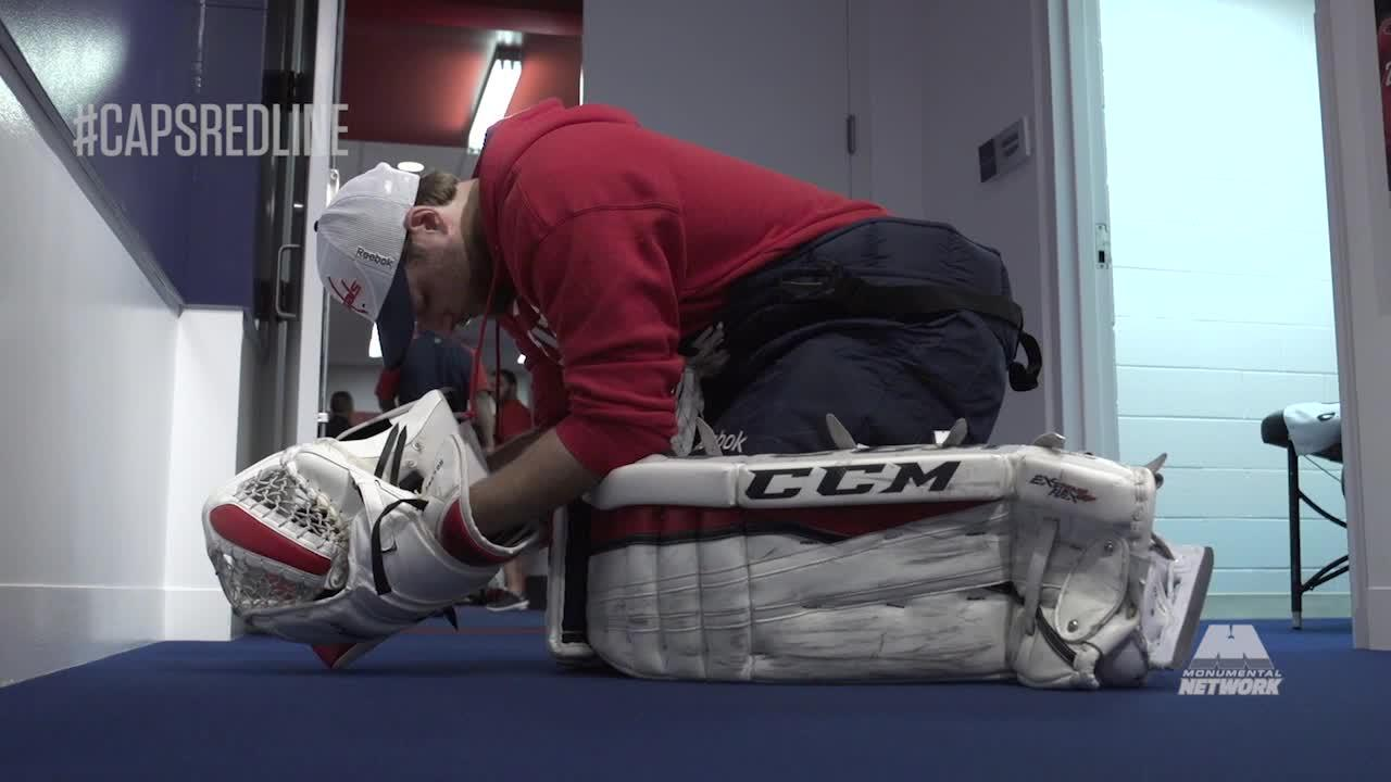 CRL All Access: Braden Holtby's Preparation