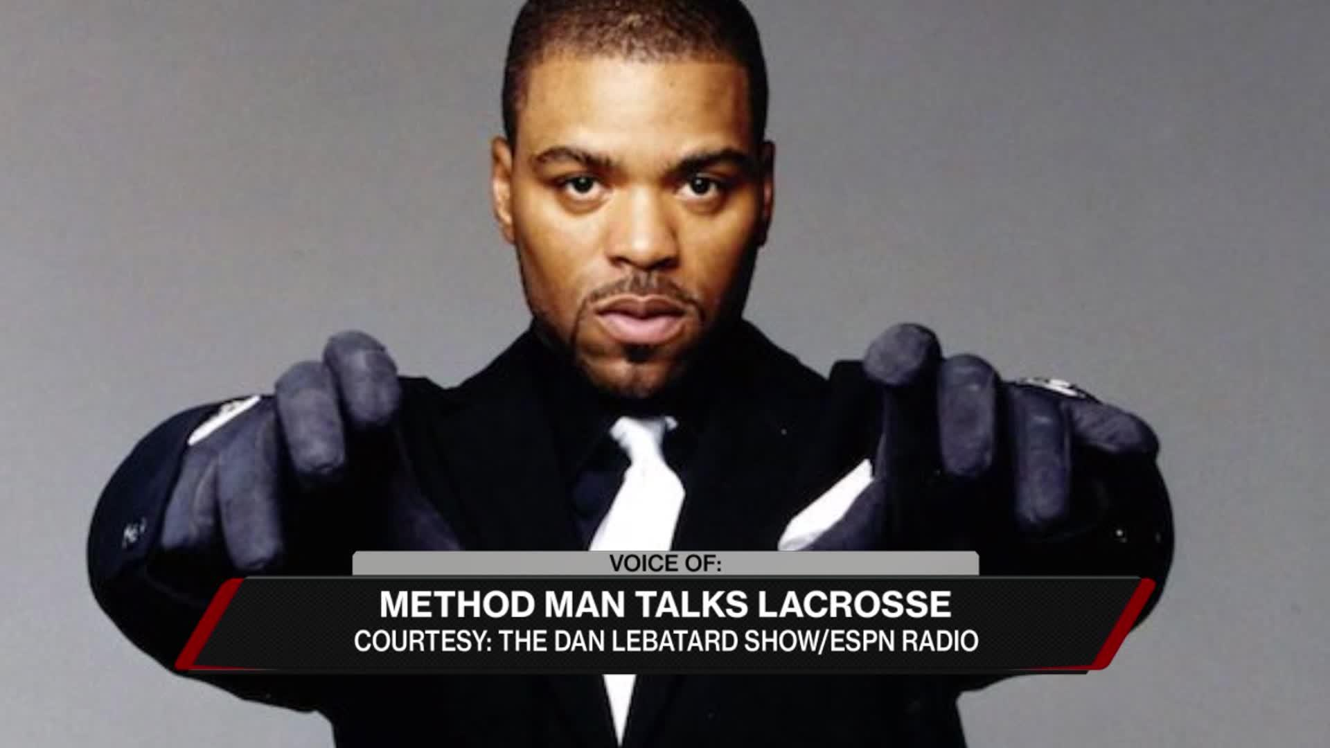 Method Man Talks Lacrosse