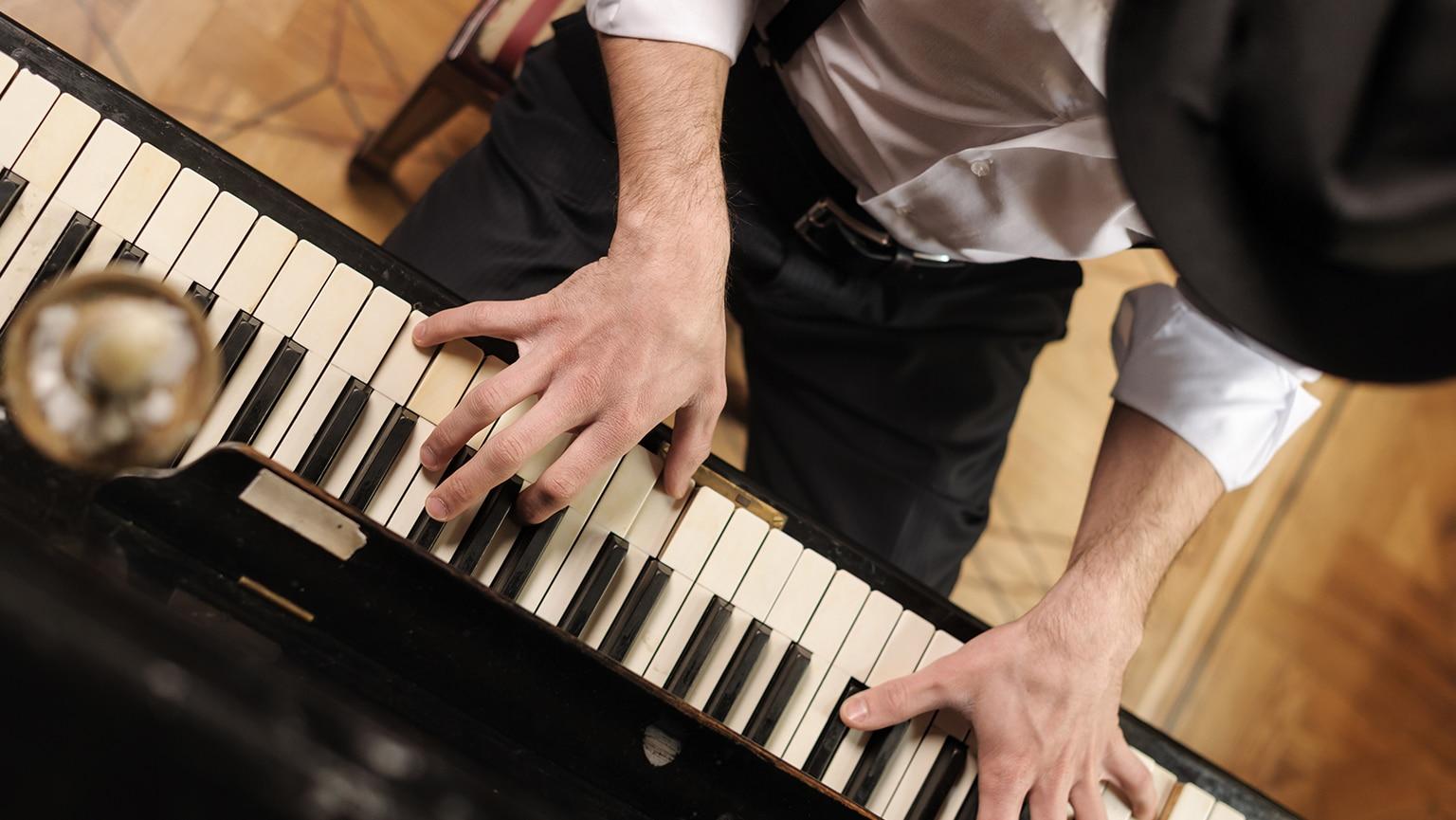 Copland—Piano Variations