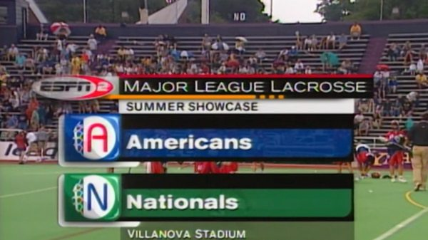 2000 MLL Showcase Game II